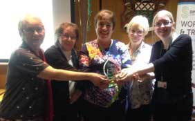 Brewood Library Volunteers: South Staffordshire Community Impact Award 2018
