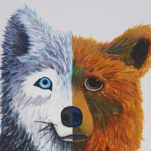 Bearwolf by Olivia Saville