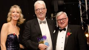 Lifetime Achievement Award for local psychiatrist