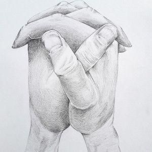 Hands by Katie