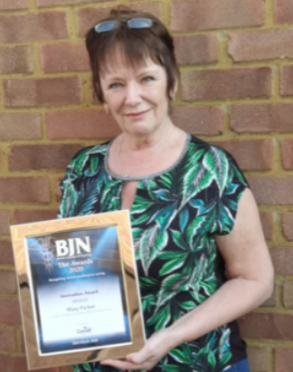Local nurse wins national award