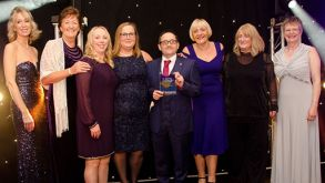 Cannock team recognised for excellent partnership working