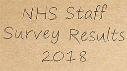 NHS Staff Survey Results Published
