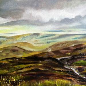 Lockdown Landscape by Jessica Kent