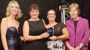 Nurses recognised for compassionate leadership