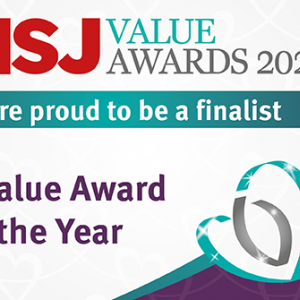 HSJ Value Awards 2021 – Value of the Year Award