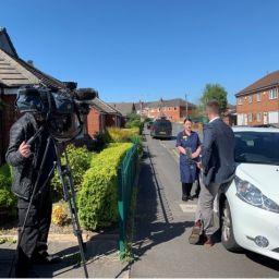 ITV News!