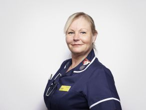 Frontline MPFT nurse features in Rankin's powerful portrait series to mark NHS anniversary