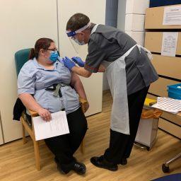 Covid-19 Vaccine!