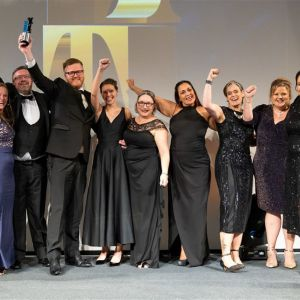 HMP Brinsford Healthcare Team: Enhanced Patient Dignity NTA 2019