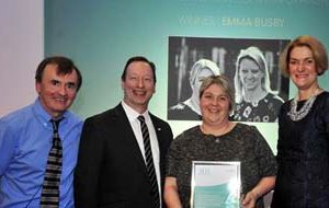Emma Busby: NHS Employers Award 2019
