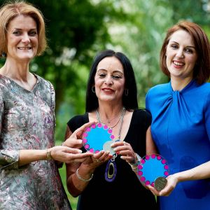 Catherine Young and Alison Marshall: Chief Allied Health Professions Officer Awards 2018