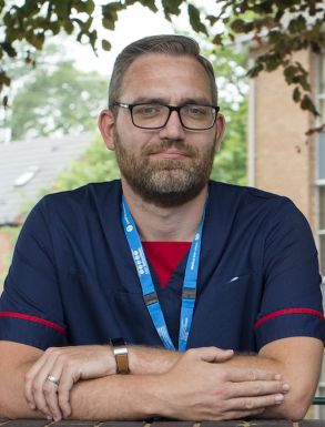 Local nurse shortlisted as Champion of the NHS Constitution
