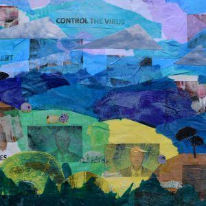 Blue Skies vs Lives by nemocua