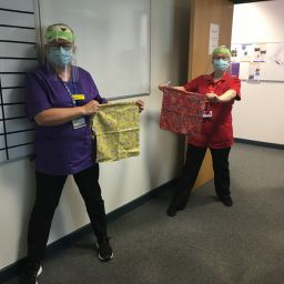 Scrubs for Stoke!