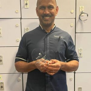Vishal Boyjoo: Keele University Practice Assessor of the Year 2020