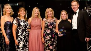 Innovative Team Recognised for Making a Difference to Children