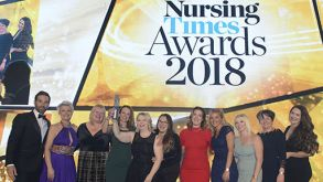 NHS Trust wins major national award for improving care for patients with lower limb ulcers