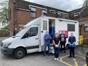 Pioneering outreach service extended
